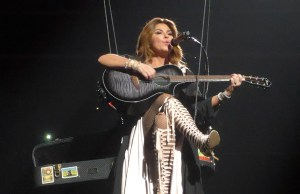 shania twain barclays center