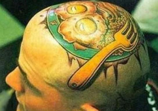 20 Tatuajes Imposibles En Palabras De Sus Poseedores Está Pasando