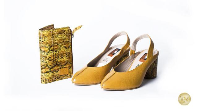bolsos y zapatos 100% cuero