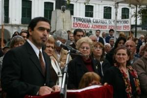 Mariano Saravia, Direitos humanos