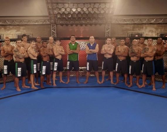 Daniel Sarafian, TUF Brasil, time , Belfort
