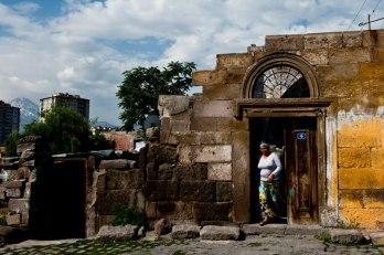 Casa de armênios em Kayseri (Gessaria)