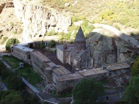 Monastério de Geghard