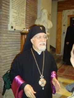 Nerses Bedros XIX Cath Patriarch Armenia