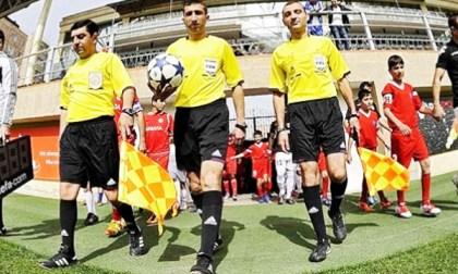 Uefa suspende árbitros armênios