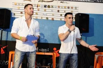 Robert e Danny Abu Minassian (Foto:  Adilson Araujo)