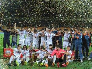 Pyunik Copa 2014
