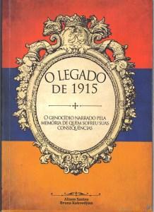 Livro o legado de 1915
