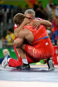 Wrestling - Olympics: Day 11