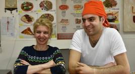 Armênios da Síria estão fugindo para a sua ancestral terra natal