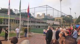 Púlblico compareceu em peso nos 99 anos da Independência da Armênia