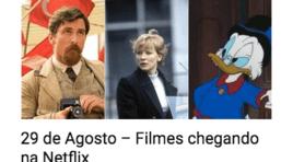 """Filme """"A Promessa"""" entra no catálogo da Netflix Brasil"""