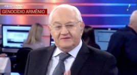Reportagem sobre o Genocídio Armênio no RedeTV News