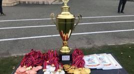 Lernayin é campeão da 1ª edição da Artsakh Football League