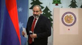 Eleições na Armênia: Partido de Pashinian consegue 70% das cadeiras do Parlamento