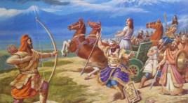Criação da Armênia: A Lenda de Hayk e Pel