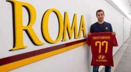 Arsenal empresta Henrikh Mkhitaryan para a Roma até o fim da temporada