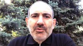 Primeiro Ministro armênio, Nikol Pashinyan, e família testam positivo para COVID-19