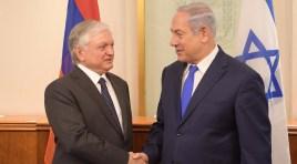 Armênia abre embaixada em Israel apesar de parceria com Azerbaijão e não reconhecer o Genocídio