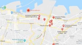 Explosões em Beirute: tragédia afeta comunidade armênia