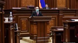 Pashinyan apresenta próximos passos de sua renúncia