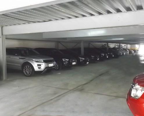 Estacionamento em santos perto do porto
