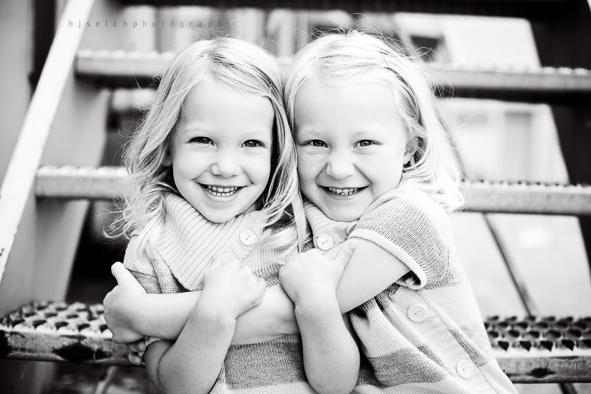 Sisters, hj selch photography