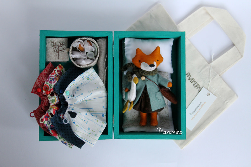 Manomine fox