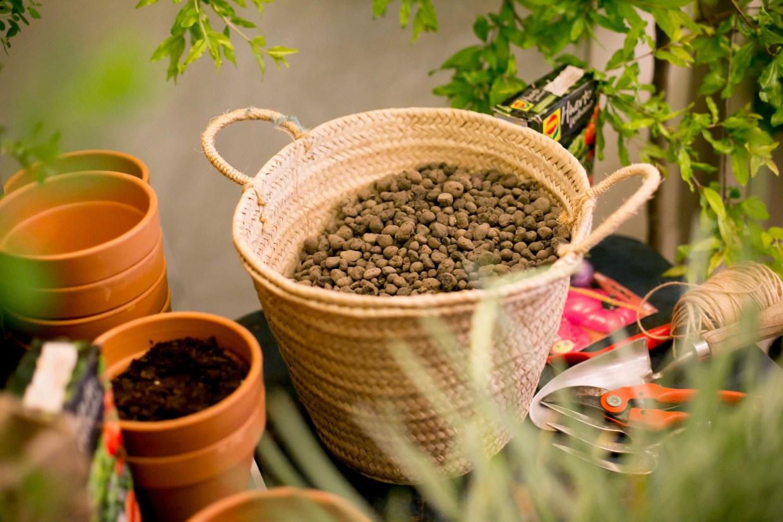Cómo crear un huerto urbano. Evento Compo Jardinería Madrid