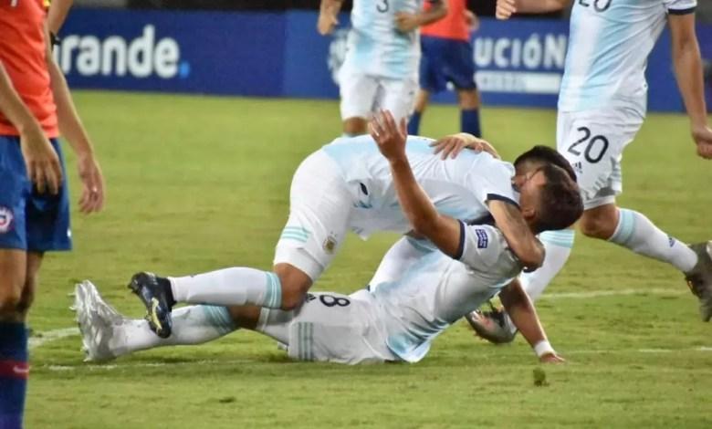 Photo of El Sub 23 de Argentina va por otro triunfo ante Ecuador