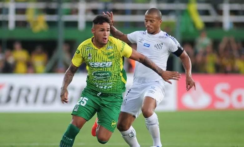 Photo of Defensa y Justicia perdió con Santos en su debut en Copa Libertadores