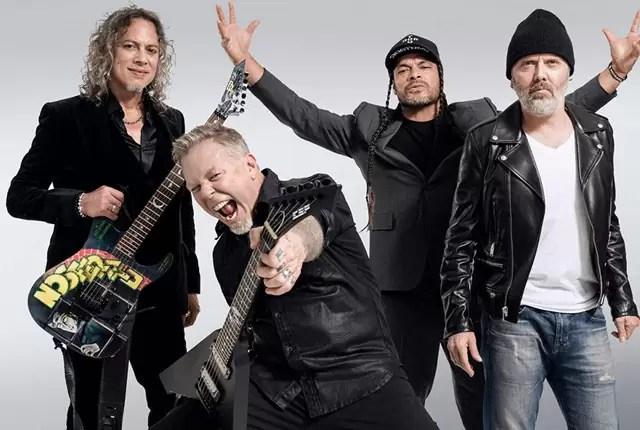 Photo of Por el coronavirus, fue postergada la visita de Metallica a la Argentina