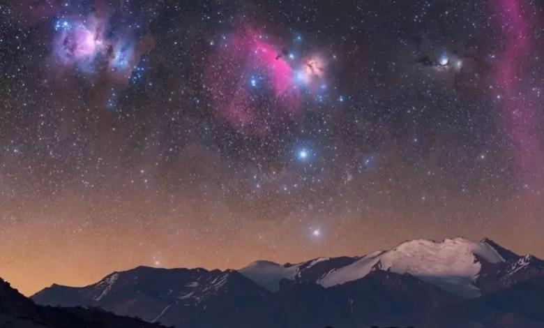 Photo of El cielo de San Juan se luce en la portada de la NASA