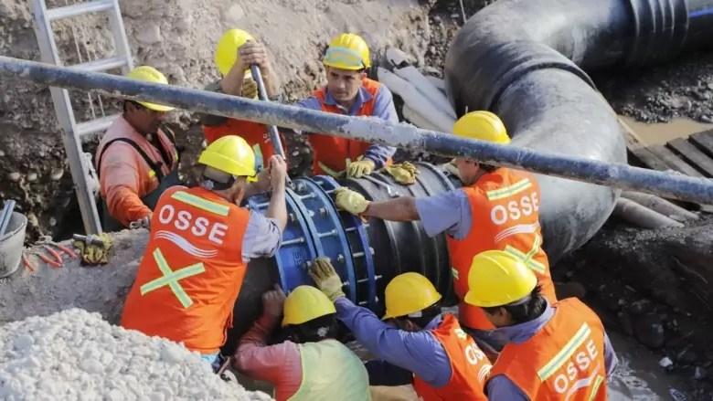 Photo of OSSE realizará empalmes importantes en la Red Distribuidora de Rawson