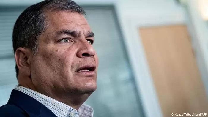 Photo of Orden de captura para expresidente de Ecuador Rafael Correa