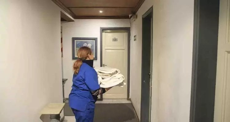 Photo of Salud Pública se está haciendo cargo del alojamiento de personal sanitario