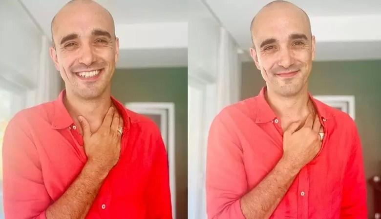 Photo of Abel Pintos mostró una foto con su hijo: «Es por acá»
