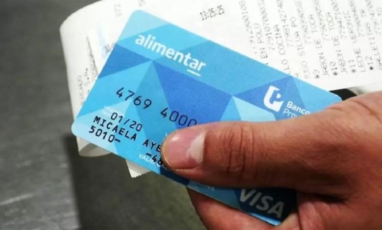 Photo of El Gobierno duplica el monto de la Tarjeta Alimentar hasta los $12.000: cómo podés obtenerla