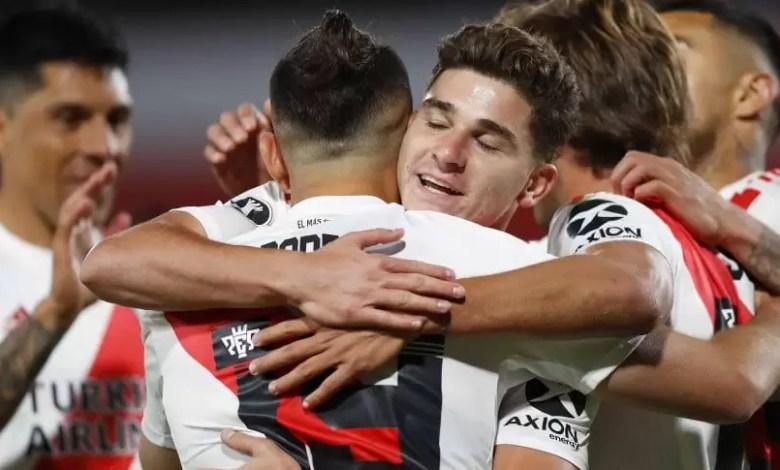 Photo of Copa Libertadores: River recibe a Paranaense, en busca de los cuartos de final