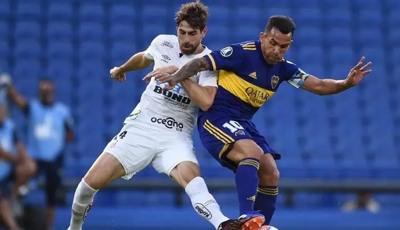 Photo of Boca buscará un lugar en la final de la Copa Libertadores ante Santos: horario y TV