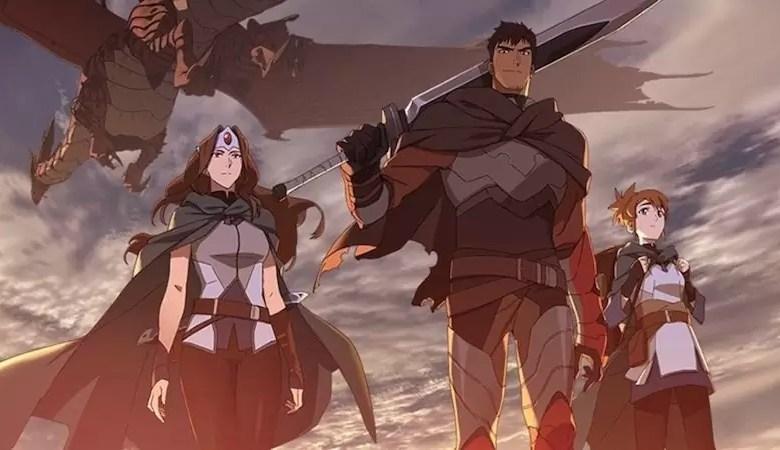 Photo of Dota: Sangre de Dragón es la nueva serie animada de Dota 2