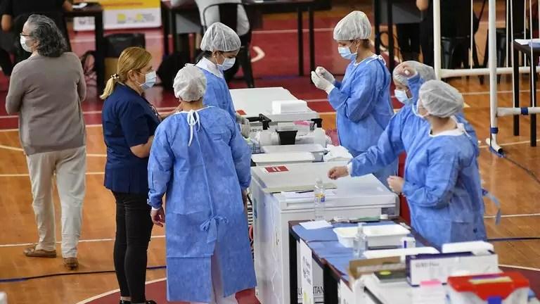 Photo of Este domingo San Juan tiene 22 nuevos infectados