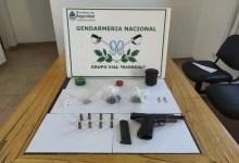 Photo of Detienen a un sujeto con cocaína, marihuana y éxtasis en la Pampa El Leoncito