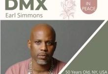 Photo of Murió el conocido rapero DMX