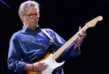"""Photo of Eric Clapton tras vacunarse contra el COVID: """"Nunca debí acercarme a la aguja"""""""
