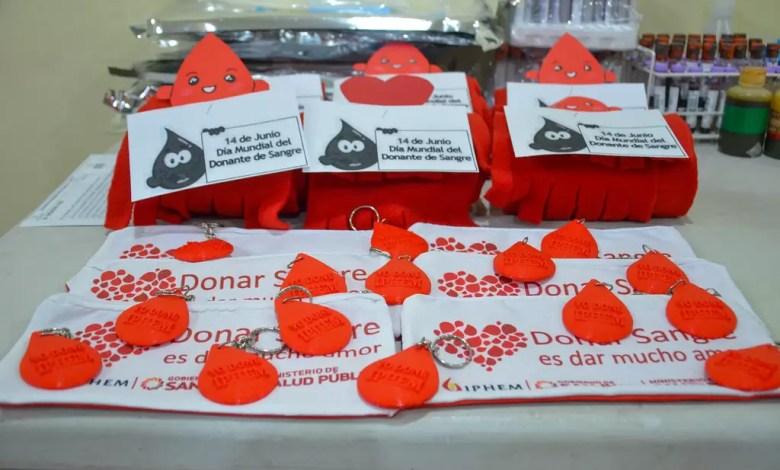 Photo of Importante jornada de Donación de Sangre en el Centro de Convenciones San Juan