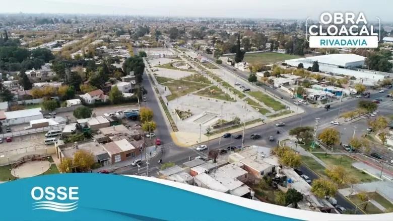 Photo of OSSE retoma dos obras calve para 23 mil vecinos de Rivadavia y Capital