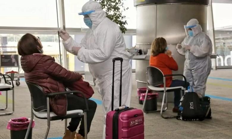 Photo of Confirmaron dos casos de coronavirus de la variante Delta en el Aeropuerto de Ezeiza
