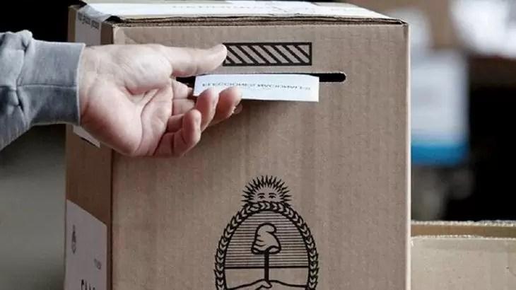 Photo of Las personas con covid y contacto estrecho están exceptuadas de votar