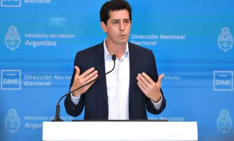 Photo of Wado De Pedro aseguró que podría haber resultados oficiales a las 21